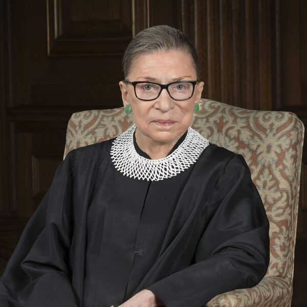 The Honorable Ruth Bader Ginsburg: How to Fight for Equality